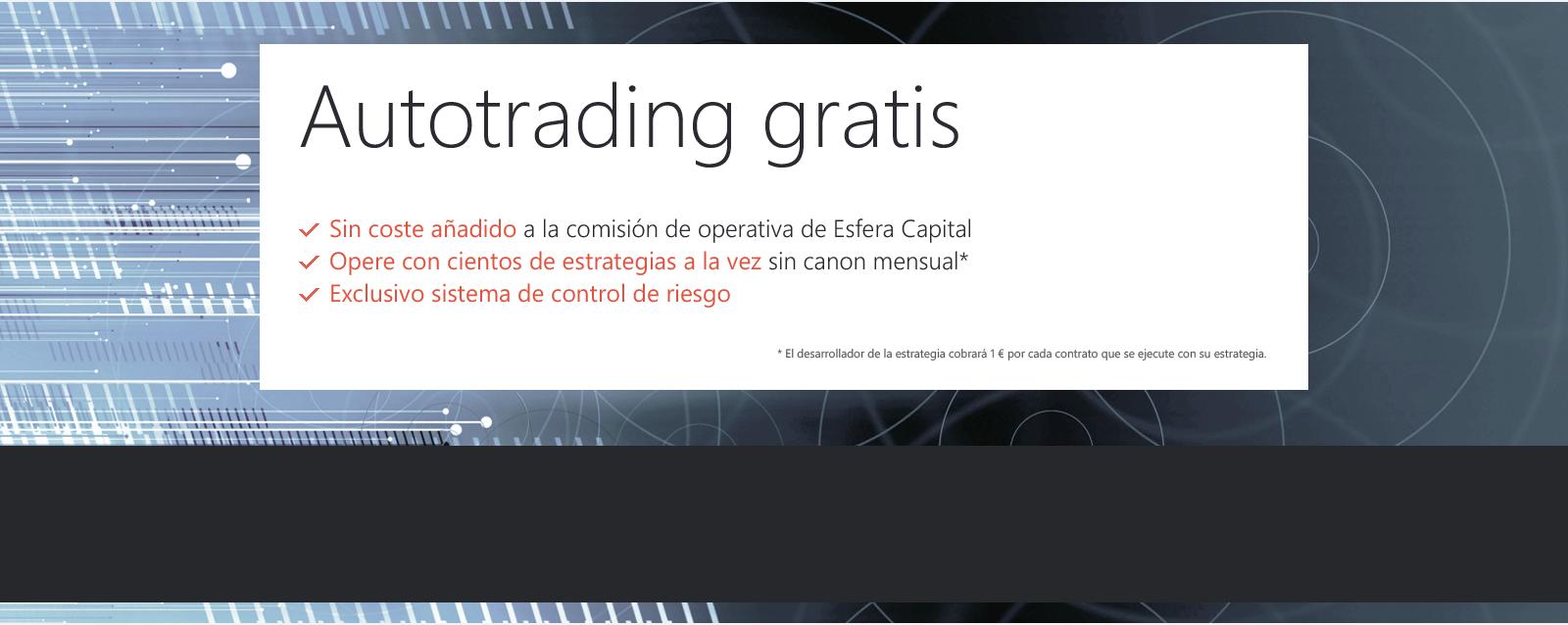 Team Trading - Carteras de estrategias de múltiples desarrolladores