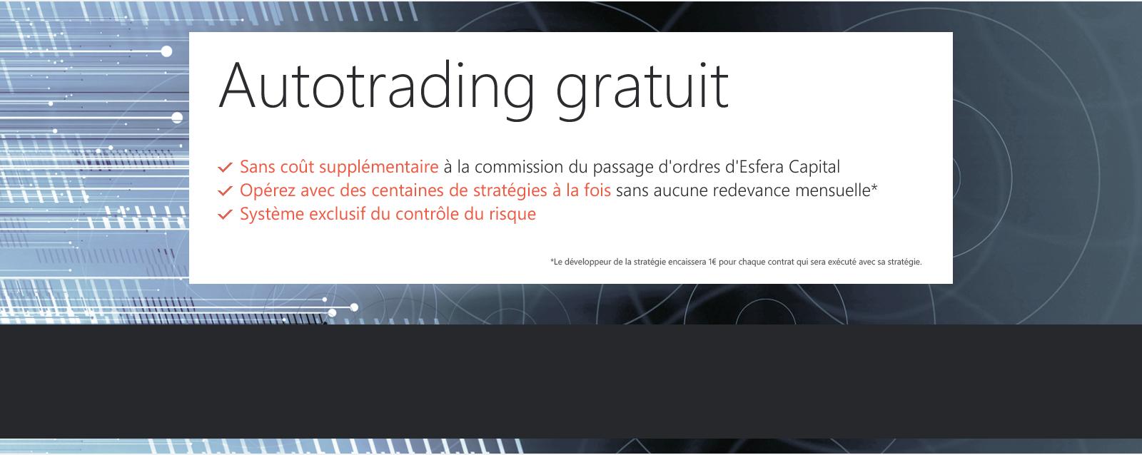 Team Trading - Portefeuilles de stratégies de plusieurs développeurs